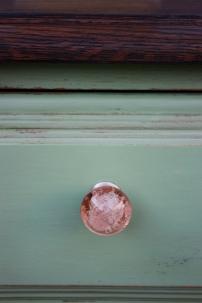 Pink glass!