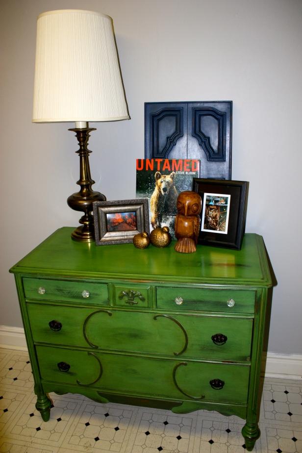 Lovely in green!