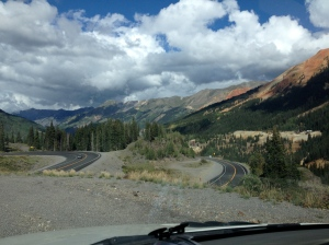 Switchbacks on the Million Dollar Road